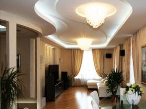 Дизайн интерьера квартиры по улице Чайковского