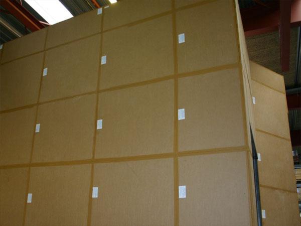 Шумоизоляция стен от ударного шума