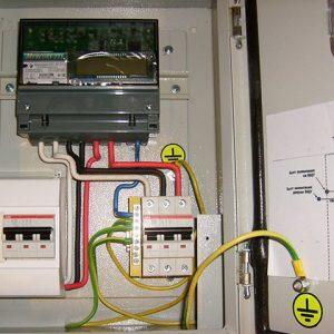 Установка двухтарифного счетчика электроэнергии