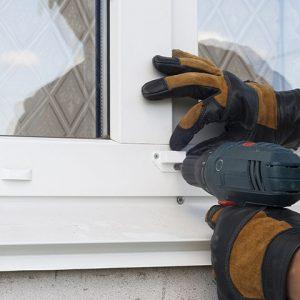 Установка окон — деревянных, алюминиевых и металлопластиковых