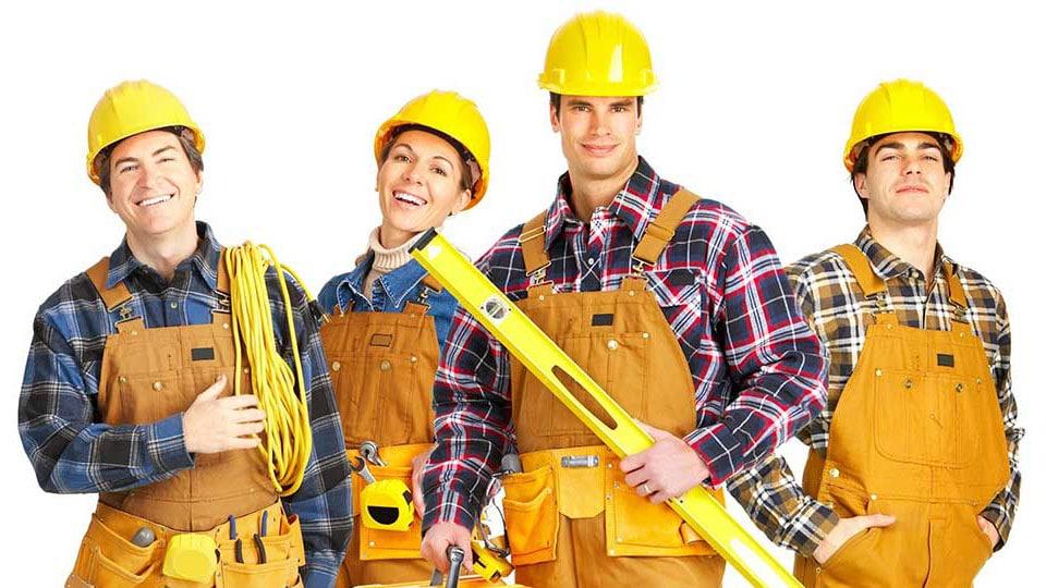 строительство