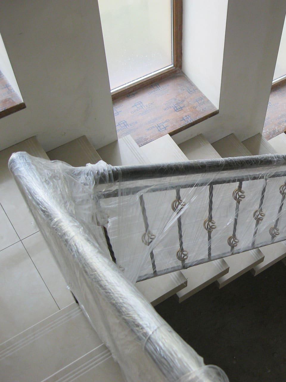 ступени лестница из плитки