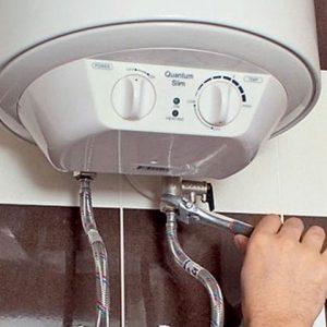 Установка, подключение водонагревателя